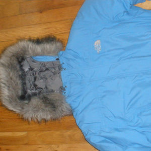 The North Face GooseDown Filled Jacket-Size Large